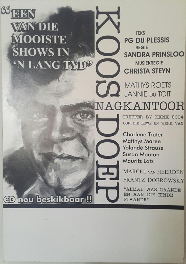 Nagkantoor Poster