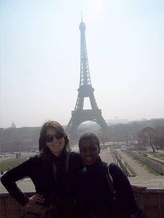 Avon Voices in Paris