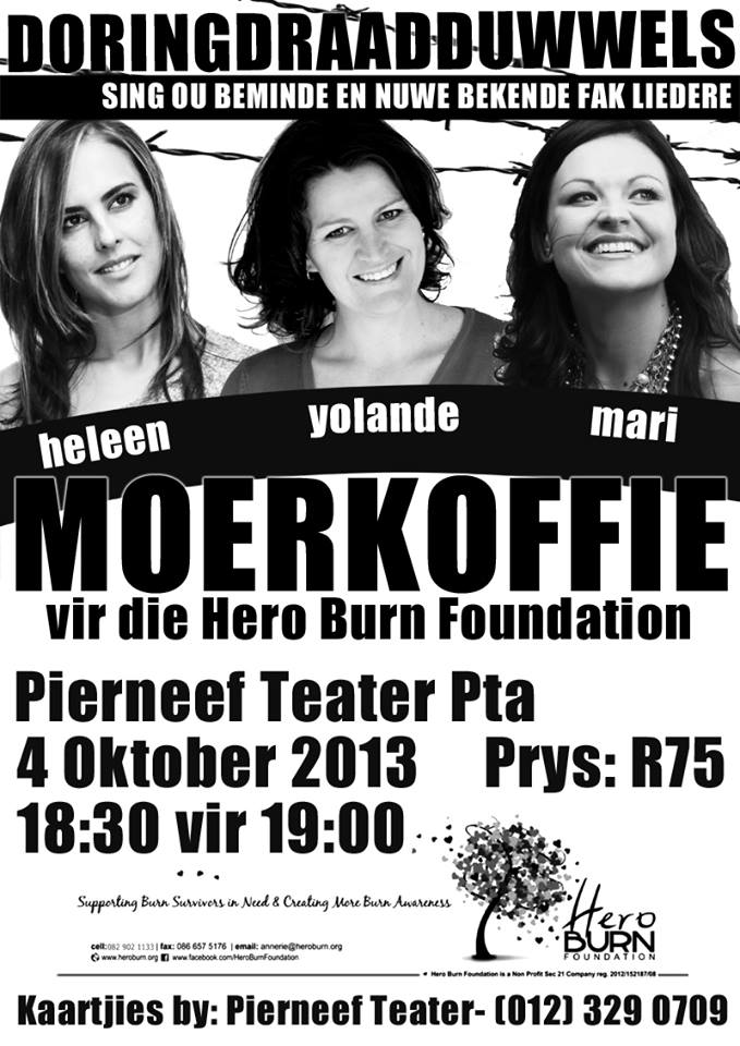 Moerkoffie Poster